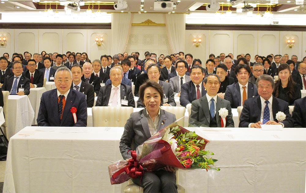 神奈川ニュービジネス協議会創立10周年記念式典祝賀会
