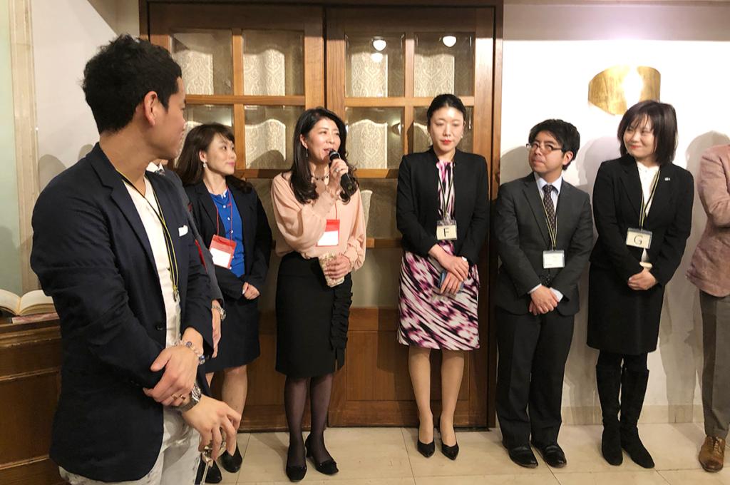 KNBC 第1回 若手経営者パネルディスカッション(東京、神奈川、埼玉委員会合同企画)
